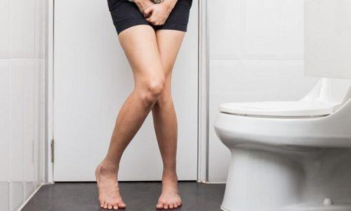 Так как инфекция попадает внутрь, беременная женщина испытывает боль при мочеиспускании