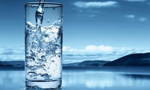 Пить можно минеральную воду, но только без газа