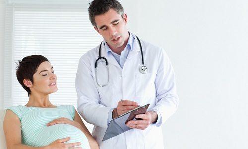Беременная женщина должна обязательно сообщить врачу, что ранее у нее диагностировали герпес