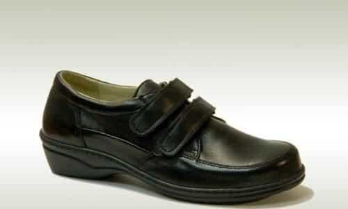Только правильно подобранная ортопедическая обувь способствует распределению планомерной нагрузки на стопу