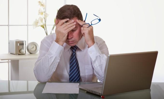 Сидячая работа тоже является одним из факторов возникновения тромбоза