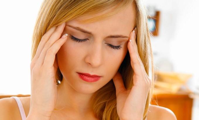 Из-за прививки от оспы пациента нередко мучают головные боли