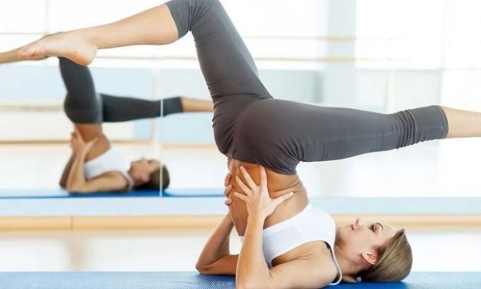 Специалисты рекомендуют гимнастику с полным курсом упражнений, который очень эффективен