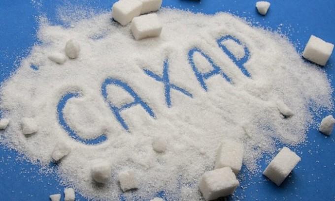 Чтобы лечение герпеса прошло быстрее нужно временно исключить из рациона сахар