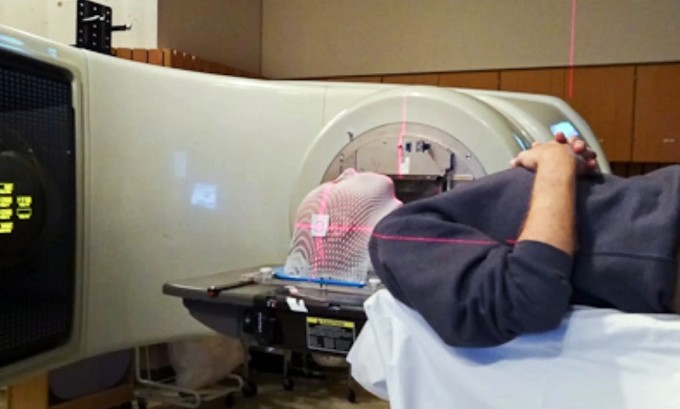 Лечебный процесс включает радиотерапию