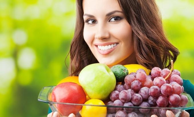 Для быстрого выздоровления необходимо есть побольше фруктов