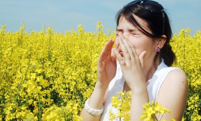 Аллергические реакции могут вызвать развитие внутреннего варикоза