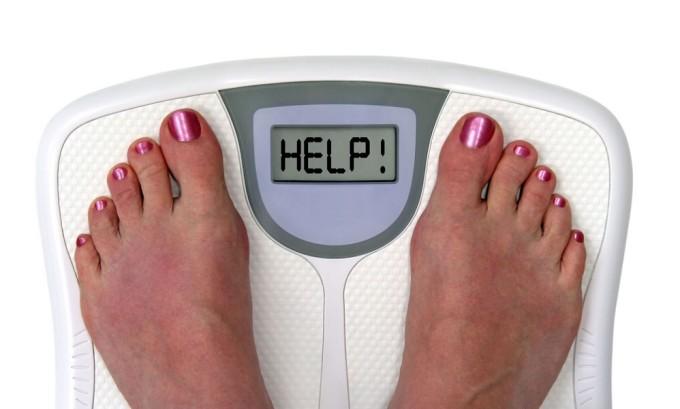 Большой вес и нагрузка на ноги повышают риск развития лимфостаза