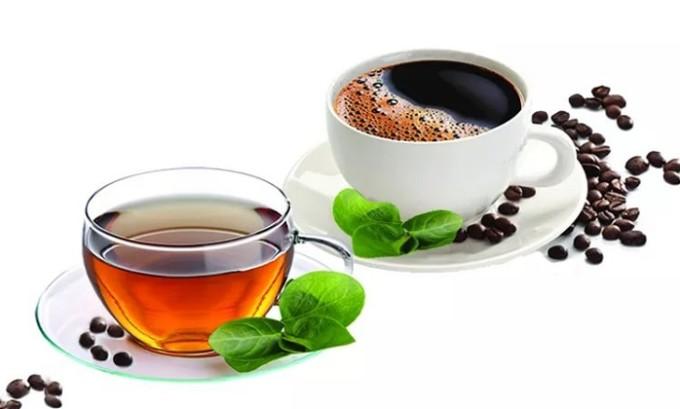 Облегчить проявления заболевания и ускорить выздоровление помогут чай и кофе