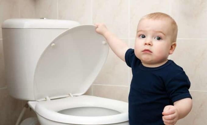 Часто нарушение стула тоже может стать признаком гипоплазии у ребенка