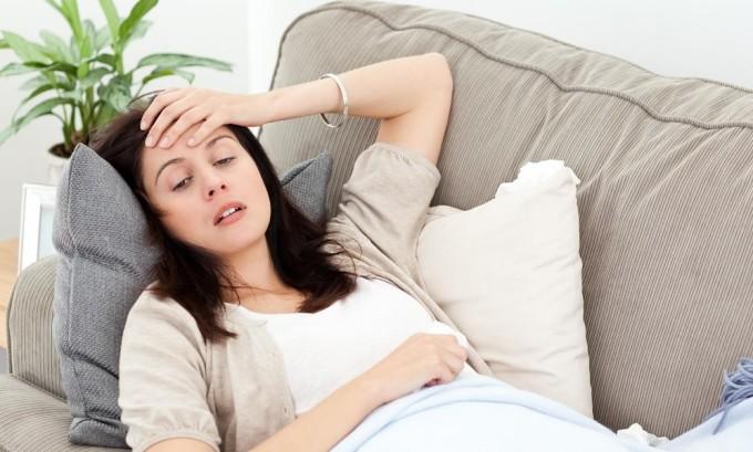 Общее недомогание, ухудшение самочувствия - симптом цистита