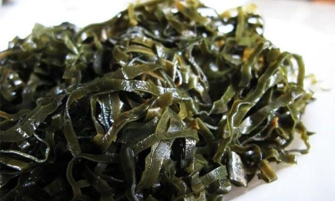 Улучшить состояние железы поможет употребление морской капусты