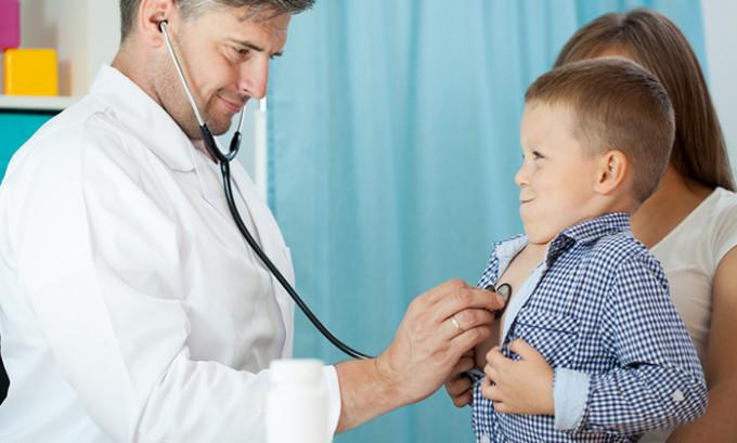 В качестве диагностики достаточно провести полный медицинский осмотр