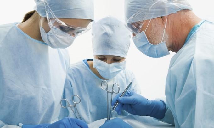 Хирургия - один из методов лечения гемангиомы