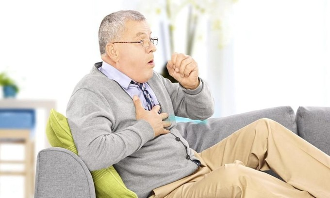 При раке щитовидной железы возникает одышка