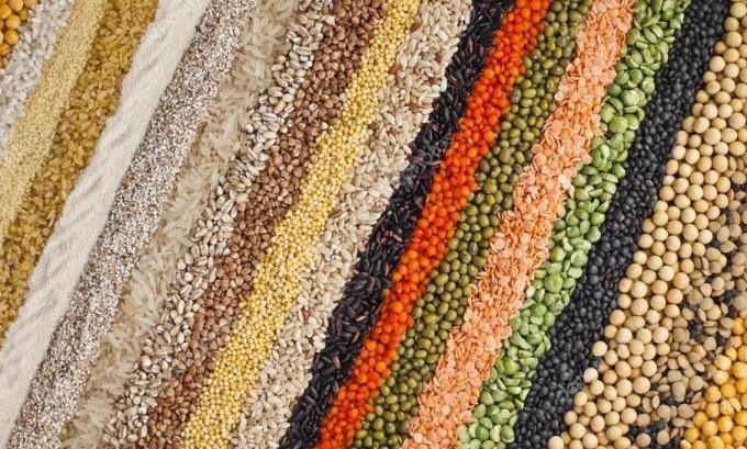 Из крупяной продукции отдайте предпочтение овсянке, рису, гречке и пшену