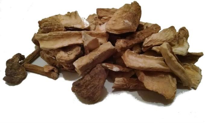 Для приготовления порошка используются корни и стебли цикория