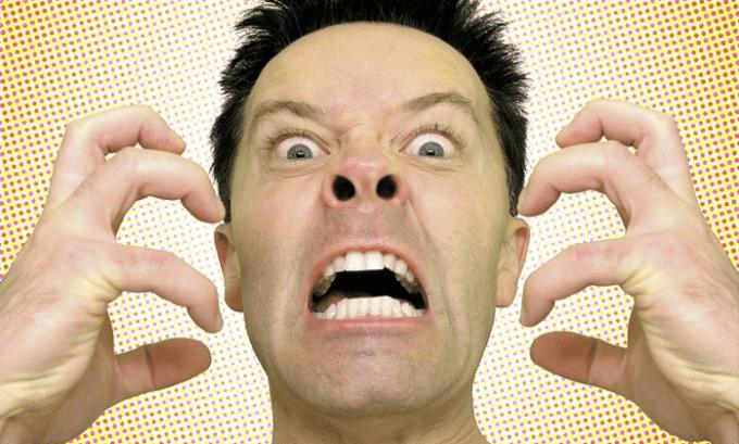 У пациента может появиться эмоциональная нестабильность и перепады настроения