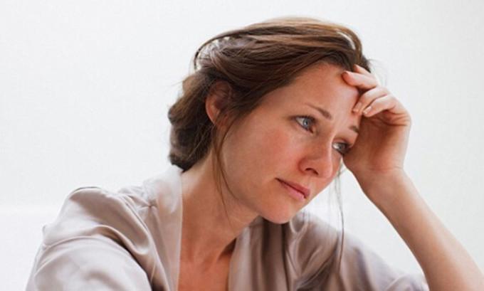 У женщин могут возникать проблемы психического и сексуального характера в ситуации первичного диагностирования заболевания