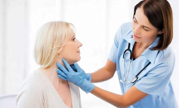 Для диагностики тиреотоксикоза необходима консультация врача