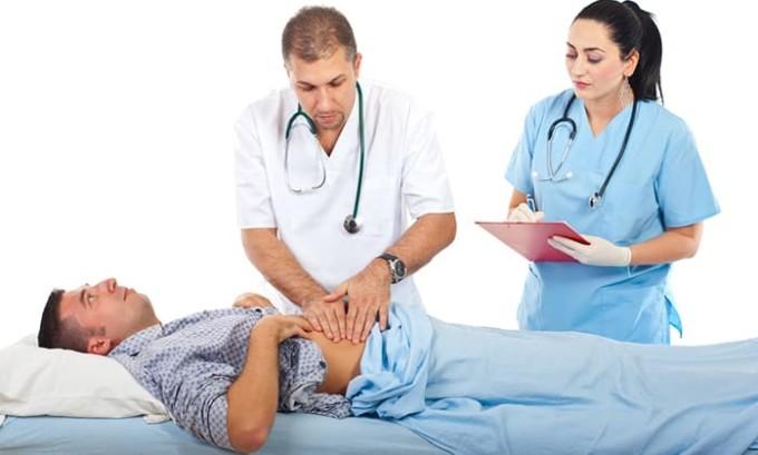 При панкреатите очень важен поход к врачу и сдача анализов