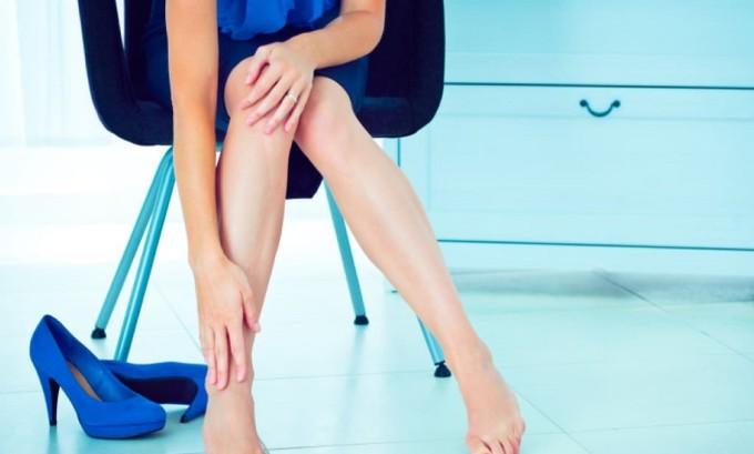 Процедура лимфодренажа позволяет избавиться от тяжести в ногах