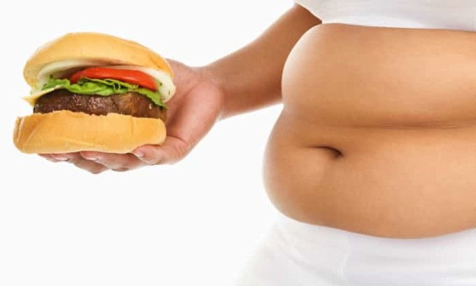 Ожирение может быть причиной плоскостопия