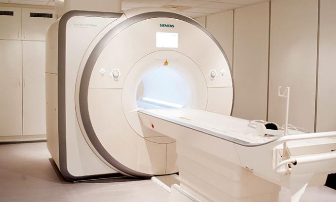 Второй метод диагностирования - сцинтиграфия. Он заключается во введении в предполагаемый очаг воспаления радиоактивных изотопов