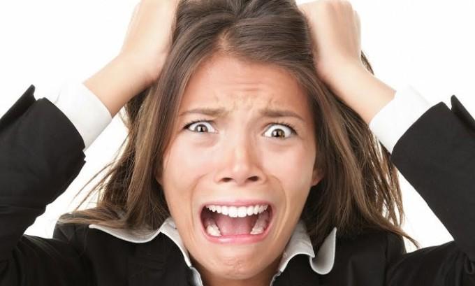 Постоянные стрессы могут спровоцировать развитие тиреотоксикоза