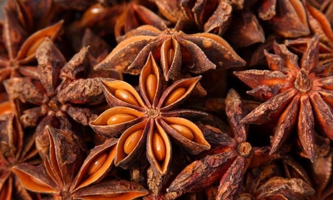 Плоды аниса можно использовать для лечения гипотиреоза