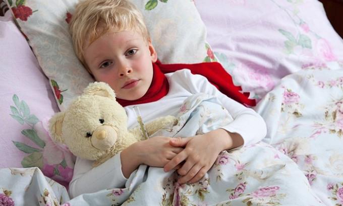 Соблюдение постельного режима при герпетической ангине обязательно