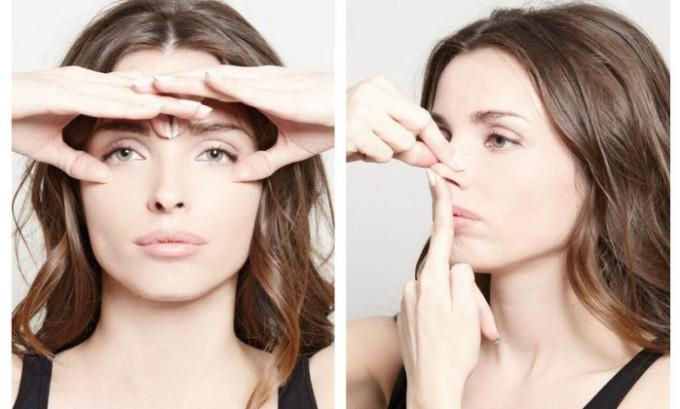 Гимнастика лица поможет укрепить лицевые мышцы и окажет благоприятное воздействие на кожу и стенки сосудов