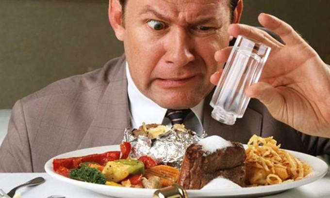 Неправильное питание - провоцирующий фактор герпеса