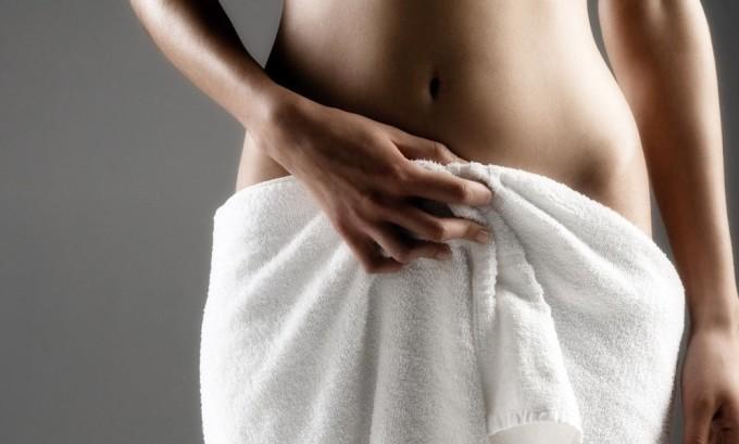 Цистит может быть следствием плохой личной гигиены