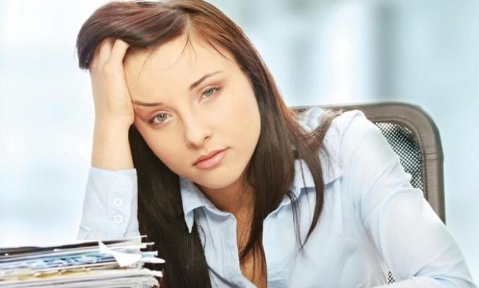 Больного беспокоит очень быстрая утомляемость