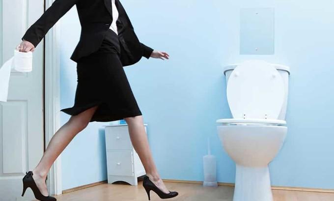 Проблемы с опорожнением кишечника являются сигналом для посещения врача.