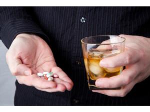 Не мешайте лекарства и алкоголь