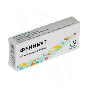 Препарат фенибут