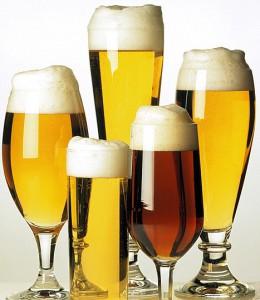 Разные виды пива