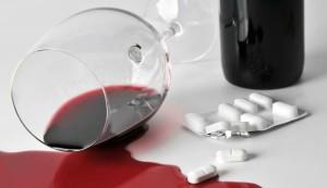 Анаприлин не стоит совмещать с алкоголем!