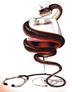 Во время лечения Мильгаммой откажитесь от алкоголя!