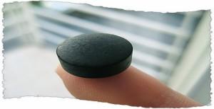 таблетка угля