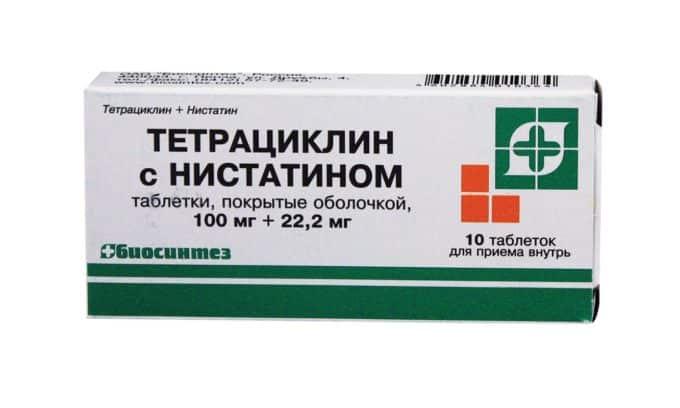 Тетрациклин может негативно воздействовать на поджелудочную железу