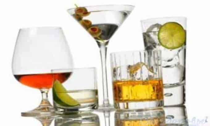 Увлечение алкоголем