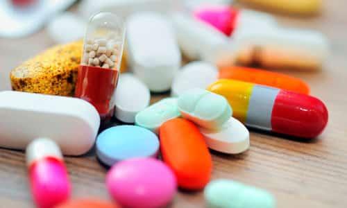 Чаще всего врачами назначаются препараты для местного лечения заболевания