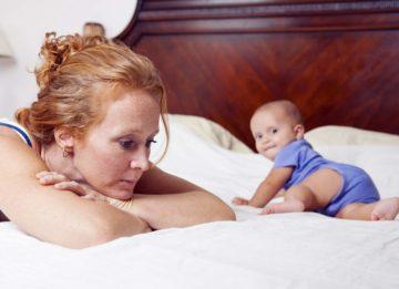 Цистит после родов