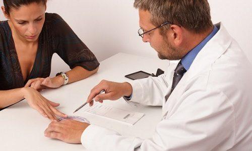 Особый упор следует делать на ежегодные профосмотры, так как чаще всего именно при них удается выявить болезнь