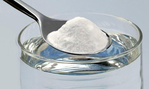 Сода уменьшает зуд и выделения из влагалища
