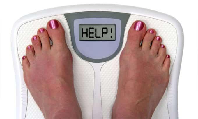 Набор веса может сигнализировать о развитии гипотиреоза
