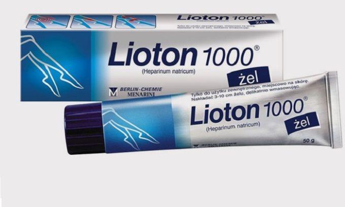 «Лиотон» — популярный препарат, который стимулирует циркуляцию крови и способствует регенерации тканей